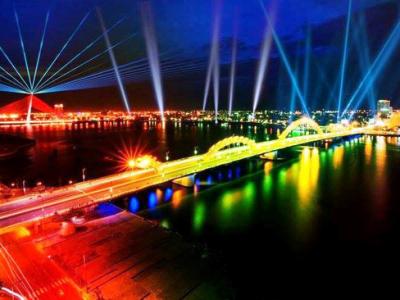 5 thành phố trực thuộc Trung ương đồng loạt chiếu sáng nghệ thuật